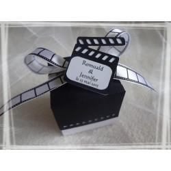 Boîte à dragées cinéma